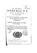 Illustration de la page Isaac de La Grange provenant de Wikipedia