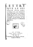 Illustration de la page Cristobal de Portugal (prétendant au trône du Portugal, 1573-1638) provenant de Wikipedia
