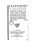 Image from Gallica about Claude Frémy (15..-1579?)