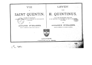 Illustration de la page Quentin (saint, 02..?-02..?) provenant de Wikipedia