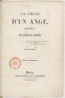 Bildung aus Gallica über La chute d'un ange