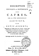Image from Gallica about Xhosa (peuple d'Afrique)