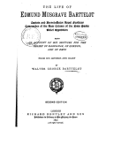 Illustration de la page Walter George Barttelot (1855-1900) provenant de Wikipedia