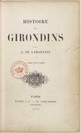 Illustration de la page Histoire des Girondins provenant de Wikipedia