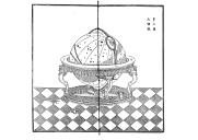[Compendium proponens XII posteriores figuras Libri observationum, nec non priores VIII figuras Libri organici. Astronomia europaea sub imperatore Cám Hý ex umbra in lucem revocata] <br> F. Verbiest. 1668