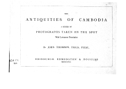 Image from Gallica about Cambodge -- Antiquités