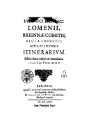 Illustration de la page Louis-Henri de Loménie Brienne (comte de, 1635-1698) provenant de Wikipedia