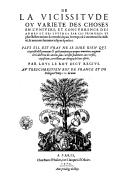 Illustration de la page Loys Le Roy (1510?-1577) provenant de Wikipedia