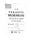 Bildung aus Gallica über François de La Mothe Le Vayer (1629-1664)
