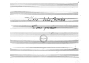 Image from Gallica about Trios de la Chambre du Roi. LWV 35