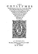 Illustration de la page Simon Millanges (1540?-1623) provenant de Wikipedia