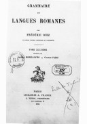 Image from Gallica about Langues romanes