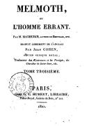 Bildung aus Gallica über Grégoire-Cyr Hubert (1777?-1844)