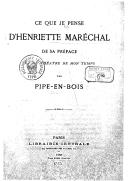 Illustration de la page Pipe-en-Bois provenant de Wikipedia