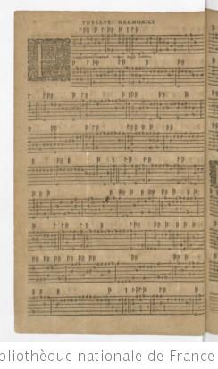 Thesaurus harmonicus divini Laurencini romani, necnon praestantissimorum musicorum, qui hoc seculo in diversis orbis partibus excellunt, selectissima omnis generis cantus in testudine modulamina continens. Novum plane, et longe excellens opus, in gratiam liberalis huius facultatis excultorum, quanta fieri potuit diligentia, methodo, & facilitate, ex varijs ipsorum authorum scriptis (quorum nomina proxima à praefatione pagina recensentur) in hoc volumen congestum, & decem libris (quorum quilibet peculiare melodiae genus complectitur) divisum, per Ioannem Baptistam Besardum, Vesontinum, artium liberalium excultorem, & musices peritissimum. Additus est operis extremitati de modo in testitudine studendi libellus, in gratiam rudiorum ab eodem authore conscriptus...