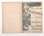 Illustration de la page Gabriel Morel (18..-1913) provenant de Wikipedia