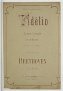 Image from Gallica about Fidelio. Op. 72