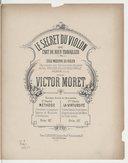 Illustration de la page Victor Moret (compositeur, 18..-18..) provenant de Wikipedia