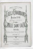 Illustration de la page Coeli enarrant. Op. 42 provenant de Wikipedia