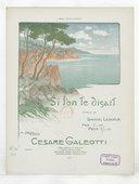 Bildung aus Gallica über Cesare Galeotti (1872-1929)