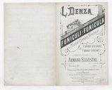 Bildung aus Gallica über Luigi Denza (1846-1922)