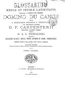 Image from Gallica about Latin (langue) médiéval et moderne