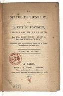 Illustration de la page Michel-Joseph Gentil de Chavagnac (1769-1846) provenant de Wikipedia