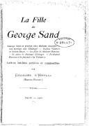 Illustration de la page Georges d' Heylli (1833-1902) provenant de Wikipedia