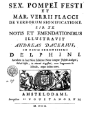 Image from Gallica about André Dacier (1651-1722)