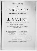 Illustration de la page Joseph Navlet (1821-1889) provenant de Wikipedia