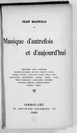 Illustration de la page Jean Marnold (1859-1935) provenant de Wikipedia