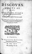 Illustration de la page David de Flurance Rivault (1571-1616) provenant de Wikipedia