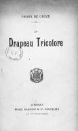 Bildung aus Gallica über Firmin de Croze (1865-19..)