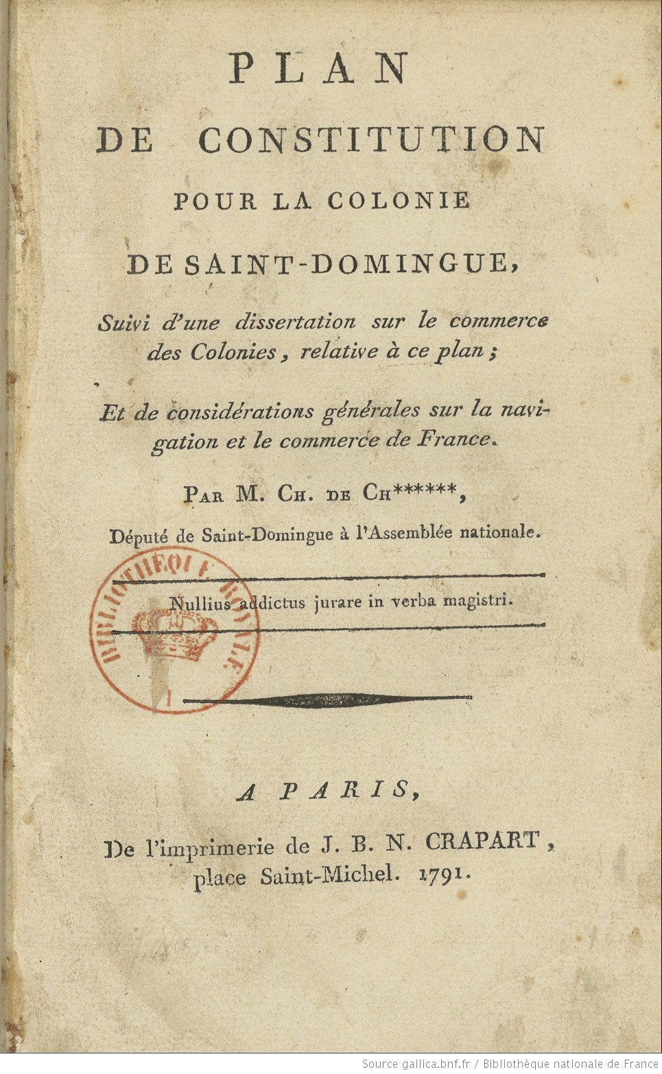 dissertation constitution democratique Haiti (/ ˈ h eɪ t i / ( listen the current structure of haiti's political system was set forth in the constitution of haiti on 29 march 1987 haitian politics have been contentious.