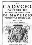Illustration de la page Luigi Manzini (1604-1657) provenant de Wikipedia