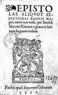Illustration de la page Lettres provenant de Wikipedia