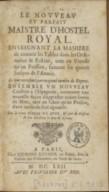 Bildung aus Gallica über Étienne Loyson (1629?-1708?)