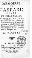 Illustration de la page Gatien de Courtilz de Sandras (1644-1712) provenant de Wikipedia