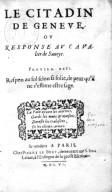Illustration de la page Jacques Lect (1556-1611) provenant de Wikipedia