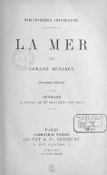 Illustration de la page Armand Dubarry (1836-1910) provenant du document numerisé de Gallica