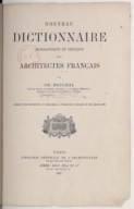 Illustration de la page Charles Bauchal (1814-1888) provenant de Wikipedia