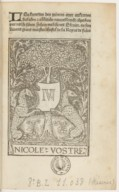 Image from Gallica about Nicole Vostre (14..-1537?)
