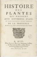 Illustration de la page Pierre Joseph Garidel (1658-1737) provenant de Wikipedia