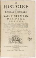 Illustration de la page Jacques Bouillart (1669-1726) provenant de Wikipedia