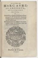 Illustration de la page Libro áureo de Marco Aurelio provenant de Wikipedia