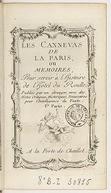 Bildung aus Gallica über Marc-Antoine-Jacques Rochon de Chabannes (1730-1800)
