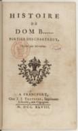 Illustration de la page Jean-Charles Gervaise de Latouche (1715-1782) provenant de Wikipedia