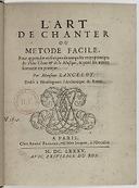 Illustration de la page Claude Lancelot (1615?-1695) provenant de Wikipedia