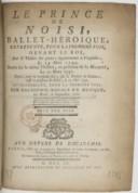 Illustration de la page Charles-Antoine Le Clerc de La Bruère (1716-1754) provenant de Wikipedia