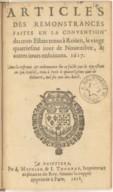 Image from Gallica about France. Assemblée des notables (Rouen ; 1617)